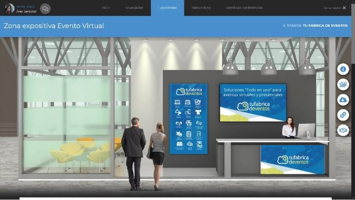 Ferias y eventos virtuales