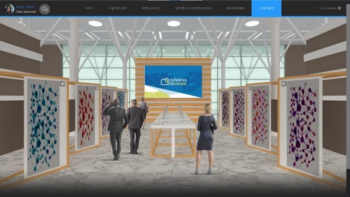 Congresos científicos virtuales y presenciales